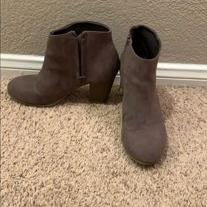 Old Navy Heeled Ankle Booties